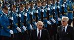 Lôi kéo Serbia chống Nga, 'đòn nham hiểm' của phương Tây