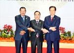 Tuyên bố chung Hội nghị Cấp cao Khu vực Tam giác phát triển