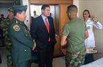 FARC yêu cầu chính phủ bảo đảm an ninh để phóng thích vị tướng bị bắt giữ