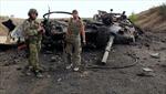 Quân đội Ukraine tổn thất 1.800 xe tăng, thiết giáp ở miền Đông