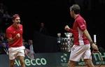 """Federer: """"Vương miện chẳng cho mình tôi"""""""