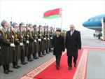 Tổng Bí thư Nguyễn Phú Trọng thăm Cộng hòa Belarus