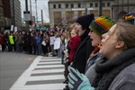 Tuần hành 7 ngày phản đối phán quyết vụ Ferguson