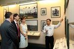 Tổng thống Hungary thăm và làm việc tại Tiền Giang