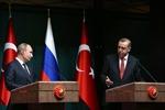 Tổng thống Putin thông báo giảm giá khí đốt cho Thổ Nhĩ Kỳ