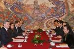 Macedonia ủng hộ quan điểm của Việt Nam về vấn đề Biển Đông