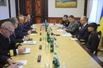 Chính quyền Ukraine và phe ly khai có thể đàm phán tuần tới