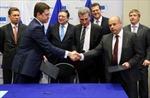 Ukraine chuyển cho Nga 378 triệu USD tiền mua khí đốt