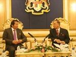 Malaysia mong muốn đẩy mạnh trao đổi đoàn với Việt Nam
