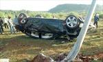 Xe BMW gây tai nạn, 2 người chết 5 người bị thương