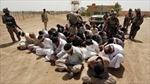 Saudi Arabia bắt giữ 135 phần tử khủng bố