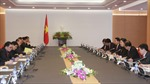 Phó Chủ tịch Quốc hội tiếp Đoàn đại biểu thanh niên Lào và Campuchia