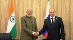 Quan hệ đối tác chiến lược Nga-Ấn trong môi trường địa chính trị mới