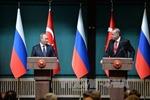 Nước cờ của Nga ở Ankara