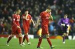 Liverpool bị loại khỏi Champions League