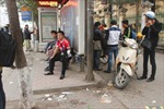 Nhếch nhác trạm chờ xe buýt