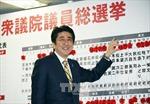 Đảng cầm quyền thắng áp đảo trong bầu cử Hạ viện Nhật Bản