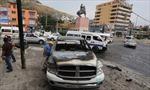 Đụng độ giữa cảnh sát và người biểu tình Mexico