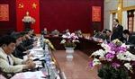 Xây dựng tuyến biên giới Việt Nam – Lào ổn định và phát triển