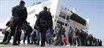 EU bất đồng về vấn đề nhập cư