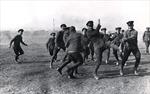 Anh, Đức tái hiện trận cầu lịch sử trong Thế chiến thứ nhất