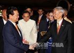 Thủ tướng Nguyễn Tấn Dũng hội kiến Thủ tướng Thái Lan