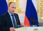 Tổng thống Putin kêu gọi an ninh Nga đối phó thách thức mới