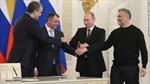 'Kịch bản sáp nhập Crimea đã được khởi động từ năm 2004'