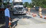 Kiểm soát trọng tải xe: Chặn từ gốc, đốn tận ngọn