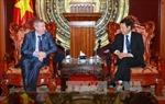 Đoàn đại biểu Đảng 'Nước Nga Thống nhất' thăm Việt Nam