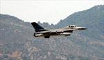 Thổ Nhĩ Kỳ tố máy bay chiến đấu Hy Lạp quấy nhiễu trên biển