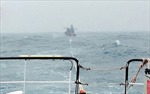 Tàu BĐ 97184 TS cập Cảng Đà Nẵng an toàn