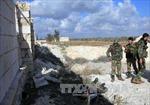 Quân chính phủ Syria tiêu diệt hơn 80 tay súng IS