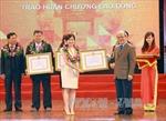Chủ tịch Quốc hội Nguyễn Sinh Hùng dự 'Đêm Doanh nghiệp 2014'