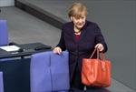 Tờ Times bầu bà Merkel là 'Nhân vật của năm'