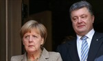Lãnh đạo Ukraine, Đức điện đàm về viện trợ quốc tế