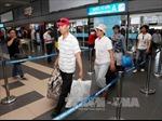 Hành khách qua các cảng hàng không đạt trên 50 triệu lượt