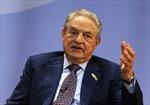 Trùm tài phiệt George Soros sẽ là Giám đốc Ngân hàng Trung ương Ukraine?