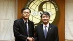 Nhật - Hàn đàm phán cấp thứ trưởng ngoại giao