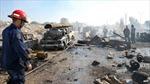 Đánh bom liều chết các cơ sở khí đốt Syria