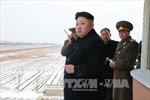 Lãnh đạo Triều Triên chỉ thị tăng cường diễn tập phóng rocket