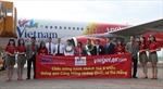 Cảng Hàng không Đà Nẵng đón hành khách thứ 5 triệu của Vietjet