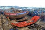 Ngư dân vẫn khó vay vốn đóng tàu