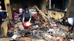 Cháy chợ Ba Đồn, thiệt hại 50 tỷ đồng