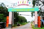 Đồng Nai dẫn đầu về xây dựng nông thôn mới