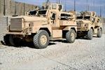Mỹ viện trợ 250 xe bọc thép chống mìn cho Iraq