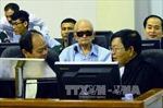Nối lại phiên xét xử hai cựu thủ lĩnh Khmer Đỏ