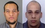Hai nghi phạm xả súng tòa báo xuất hiện ở miền Bắc Pháp