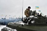 Giao tranh tại Đông Ukraine trước thềm thượng đỉnh 'Normandy'