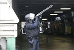 Video cảnh sát Pháp bao vây hiện trường vụ xả súng thứ 3